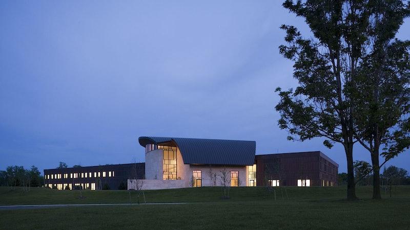 Park Synagogue East Receives Honor Award in Faith & Form's 2007 Award Program