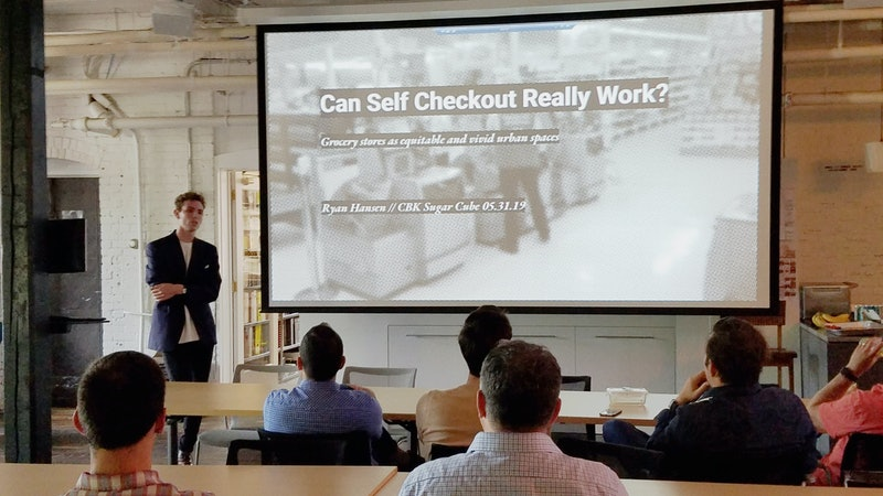 """Notes from The Cube: """"Can Self-Checkout Really Work?"""""""