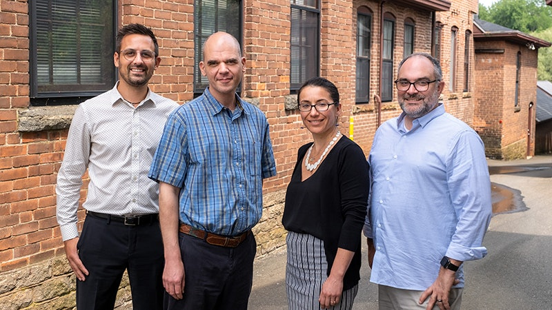 Senior Staff Expands by Four