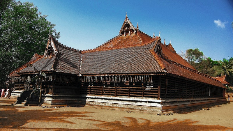 Notes from the Cube: Vernacular Architecture of Kerala